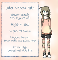 Ester Withers Ruth by Somymatsu