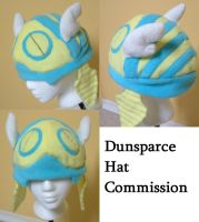 +Dunsparce Hat+