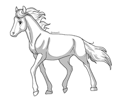 Mare Lines PNG by kokamo77