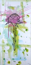 The Unconfined Rose by NewWorldPunk