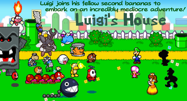 [Luigi's House] Unfavorable Odds!! by rchammer97
