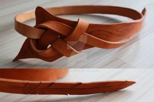 elven belt by Ermelyn