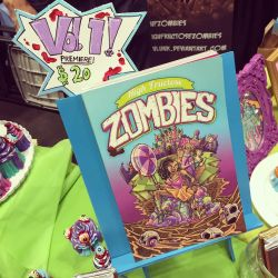 High Fructose Zombies Trade by spulunk