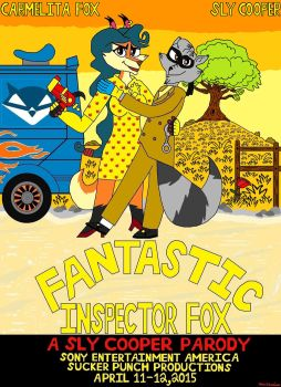 Fantastic Inspector Fox by OliverRed