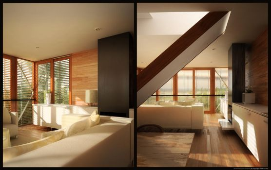 CT House Rendering by ev-one