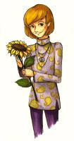 Sunflower by FG-Twins