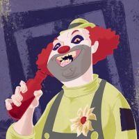 clown by VoteQuimby