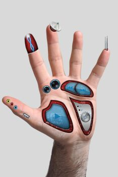 Hand Interface by torment6