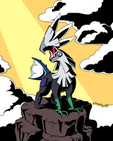 Pokecember - Normal (Silvally) by Gooompy