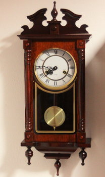 Mini Grandfather Clock I by poisondropstock