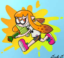 Splatoon by Skidaro