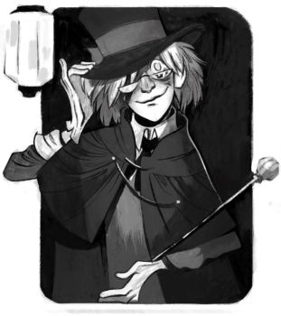 Dr. Jekyll's assistant by otherwise