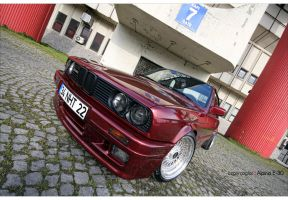 BMW E-30 Alpina - 18 by rugzoo