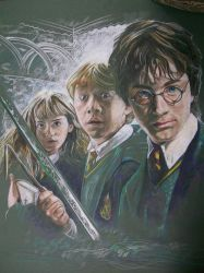 harry potter by Marcus86