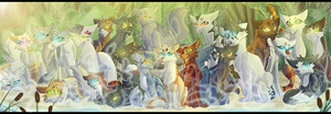 Crookedstar's Promise (Warrior Cats) by WarriorCat3042