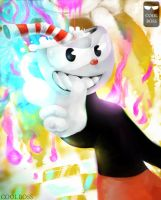 Cuphead by COOLBOSS13