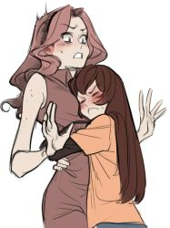 unexpected hug 2 by revolmxd