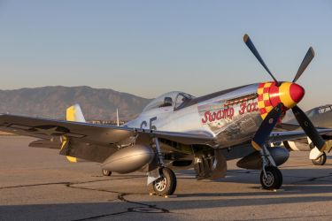 P-51D Swamp Fox by IntermissionNexus