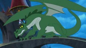 Tom and Jerry Lost Dragon-Dragon 4 by GiuseppeDiRosso