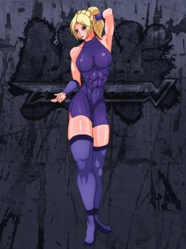 Nina Williams by sinus05