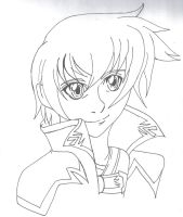 Tales Of Doodles - Asbel Lhant by KamuiYamato