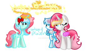 .:Gift:. Snowflake's Birthday by GalaxyPixies45