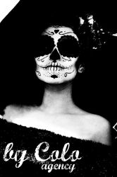 Day of the dead 5 by SheIsNirvana