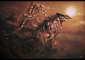 CREATURE DESIGN with ANTHONY JONES [2] by CHOBI-PHO