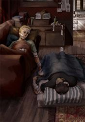 Supernatural - The safest place in the world by Resosphere