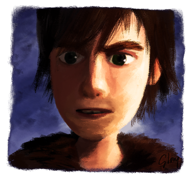 Hiccup: I Saw Myself by inhonoredglory