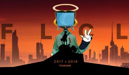 Toonami - FLCL is Back by JPReckless2444