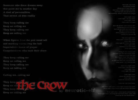 -our- crow.. by neurotic-elf