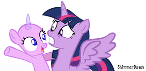 #16 MLP base- You're the best pony! by iJessiePone