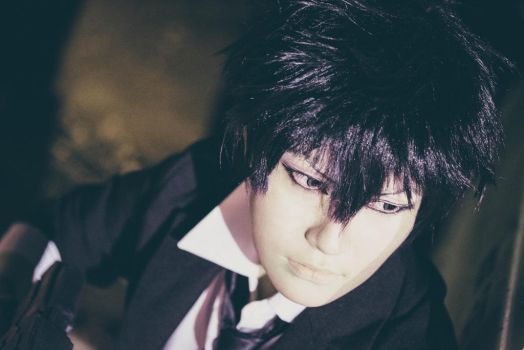 PSYCHO-PASS: Preparing for the Kill by sabrelupe