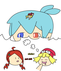 an insight into amitie's mind by fastpagersbackbaby