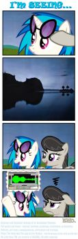 I'm seeing... by PONYMAAN