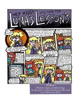 1.33 Luna's Lessons by trivialtales