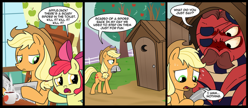 back in my day... by CSImadmax