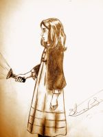 Whodoodle Amelia Pond by ShannaVictoria16
