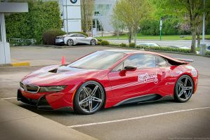 AC Schnitzer I8 by SeanTheCarSpotter