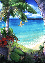 Tropical Bellossom by Diaris