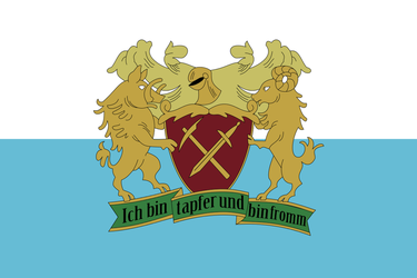 Flag of the Archduchy of Elystadt by TheFlagandAnthemGuy