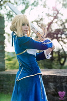 Saber - Fate/Stay Night II by ThanatosArts