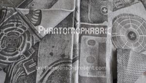 Phantomophabric 100% Organic Cotton Textiles by Phantomoshop