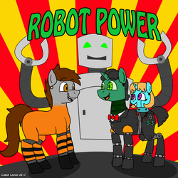 Robot Power! by CobaltLegion