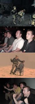 Reaction guys: MW2 by VLSN