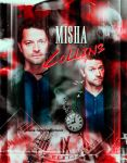 Misha Collins blend 05 by HappinessIsMusic