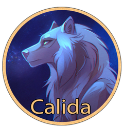 Calida DotW Medallion by MediocrePotato