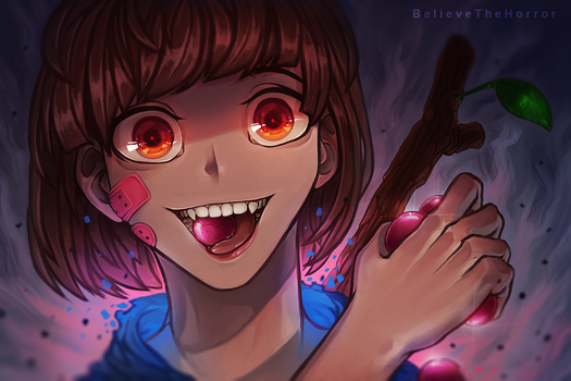 Frisk Candy by BelieveTheHorror