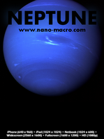 Neptune by thedeiwz